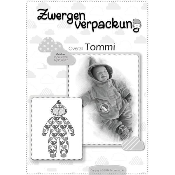 Farbenmix Schnittmu Zwergenverpack TOMMI