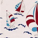 Kokka JOIELINNE feste BW Boote natur