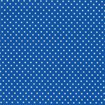 Swafing JERSEYDOTS Punkte blau