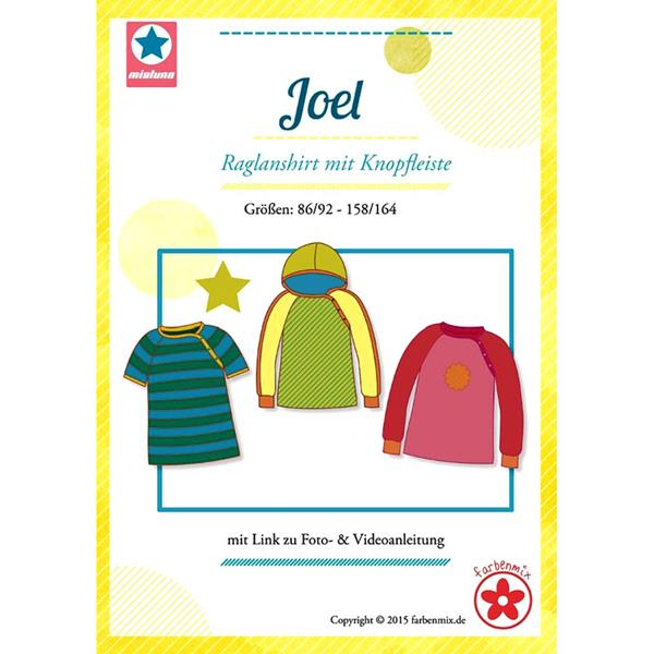 Farbenmix Schnittmuster JOEL