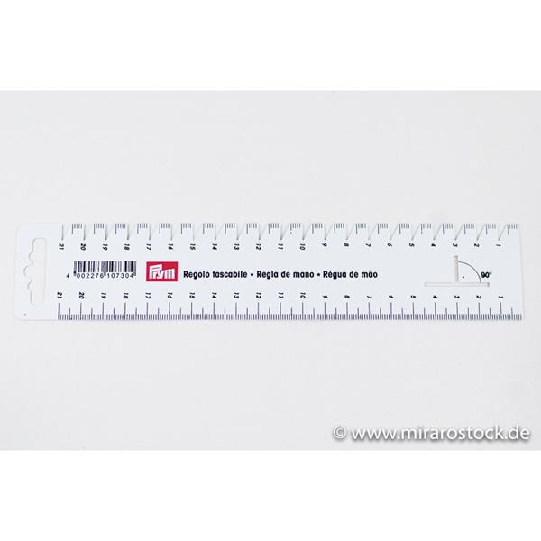 HANDMASS Lineal 20 cm