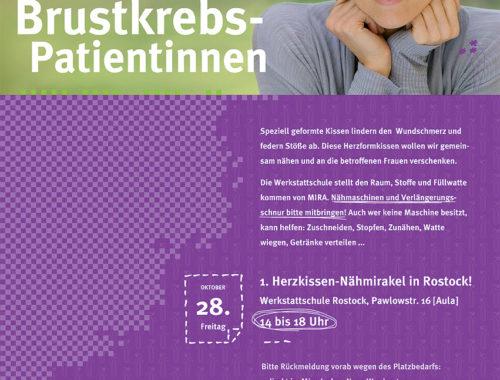 *** Herzkissen-NähMIRAkel in Rostock ***