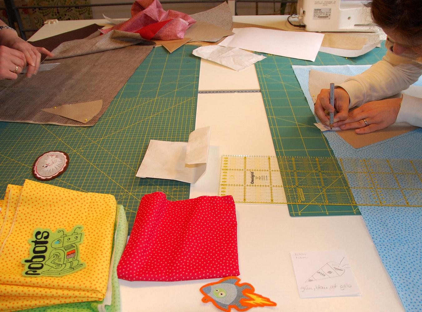 Schultüten-Workshop N°1 2012 2
