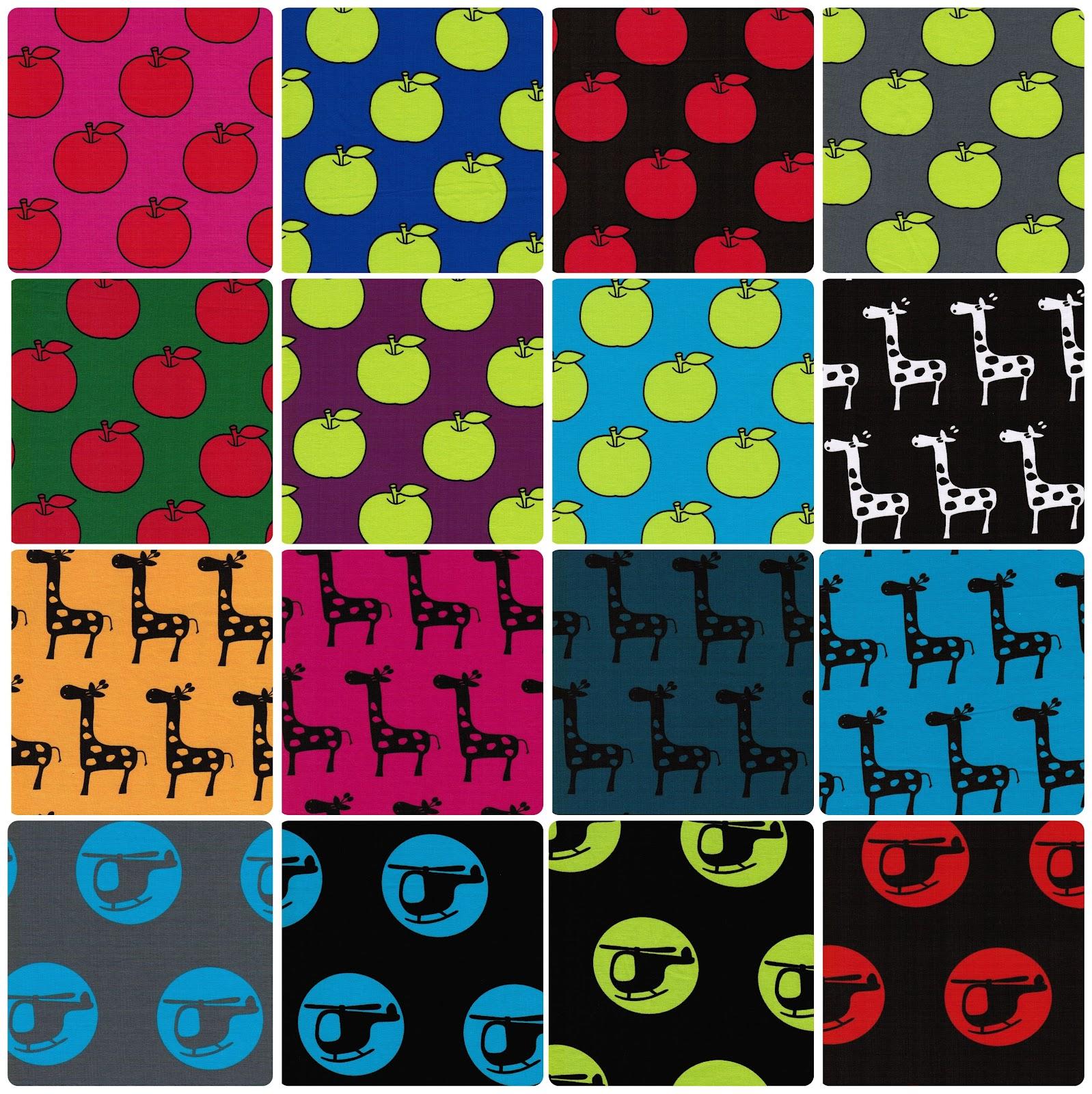 Neue Stoffe von Farbenmix und neue Jerseys.... 3