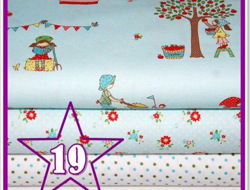 Türchen N°19 im Adventskalender!