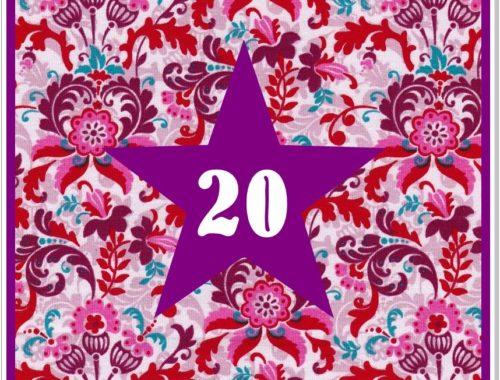 Türchen N°20 im Adventsmirakel!