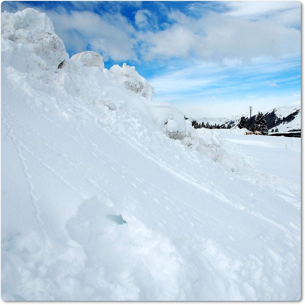 Winterurlaub 2013 und viiiiele neue Stoffe!