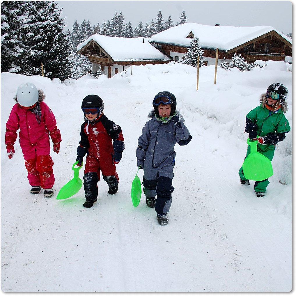 Winterurlaub 2013 und viiiiele neue Stoffe! 1