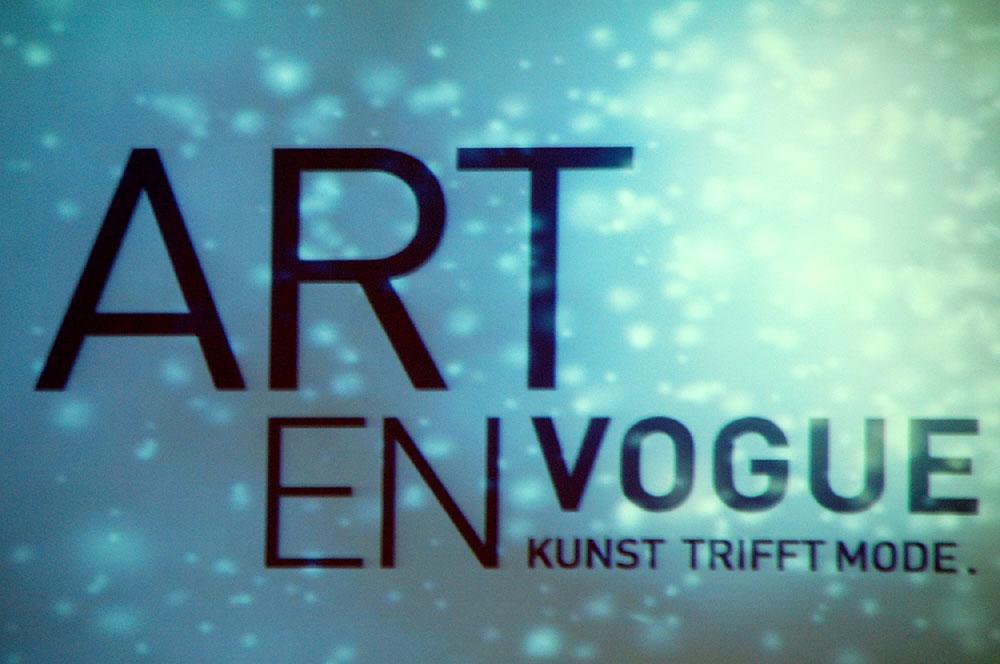 mira auf der Art en Vogue 2013 1