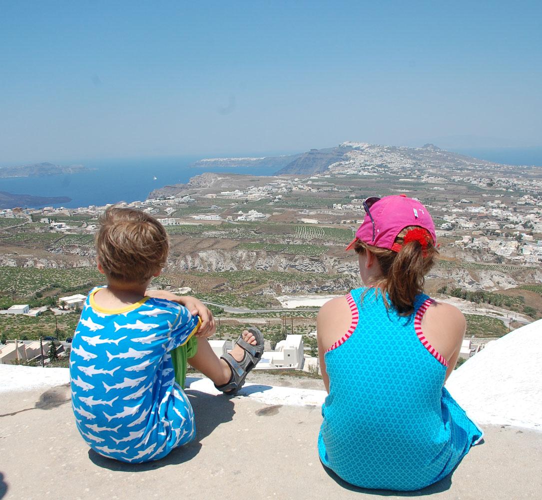 Eindrücke von Santorini.... 17
