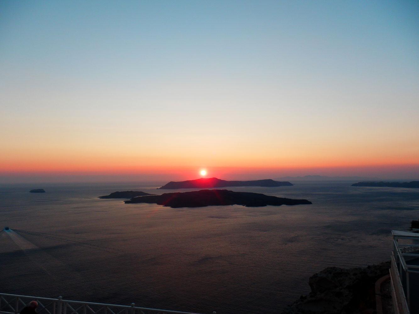 Eindrücke von Santorini.... 18