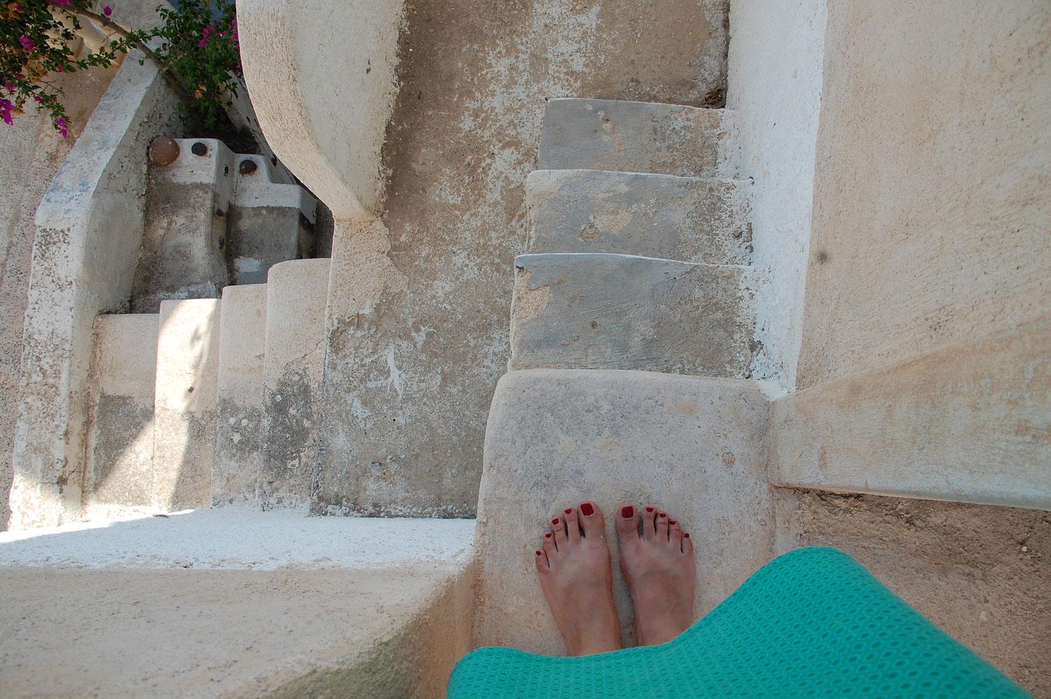 Eindrücke von Santorini.... 2
