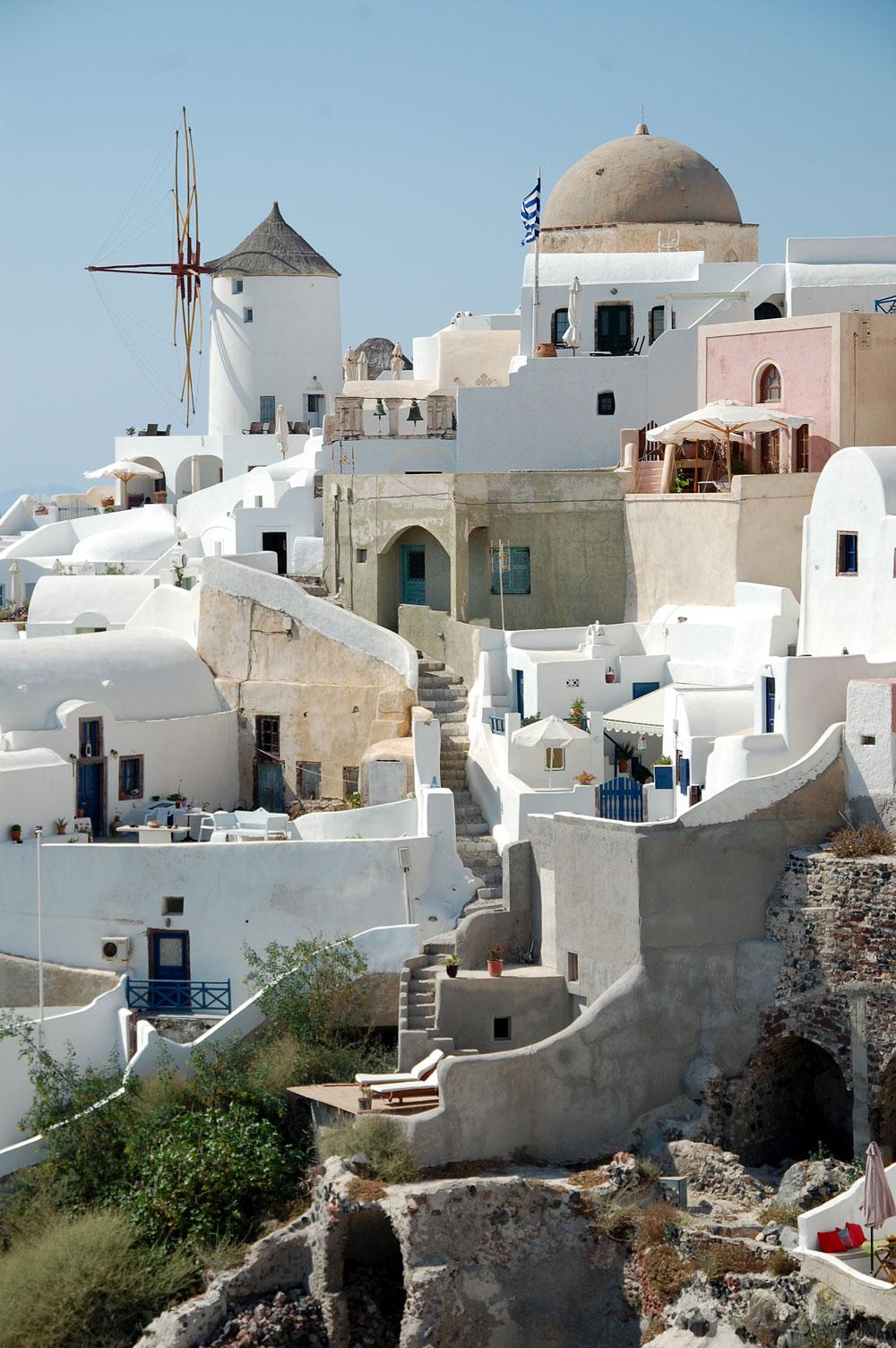 Eindrücke von Santorini.... 20