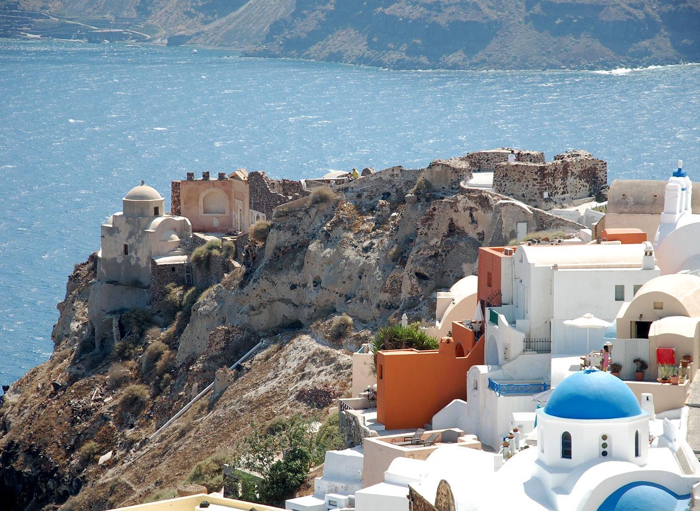 Eindrücke von Santorini.... 24