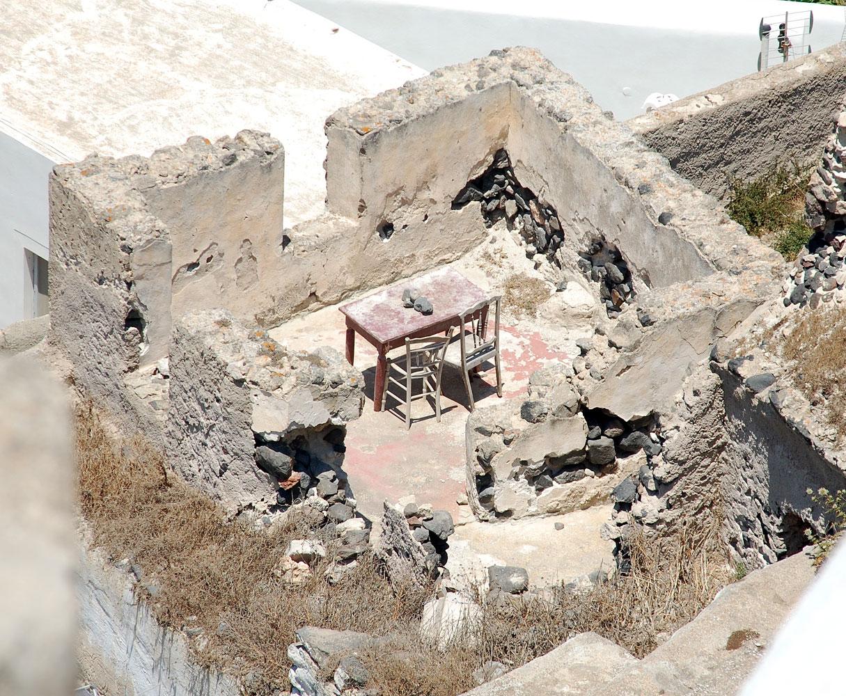 Eindrücke von Santorini.... 26