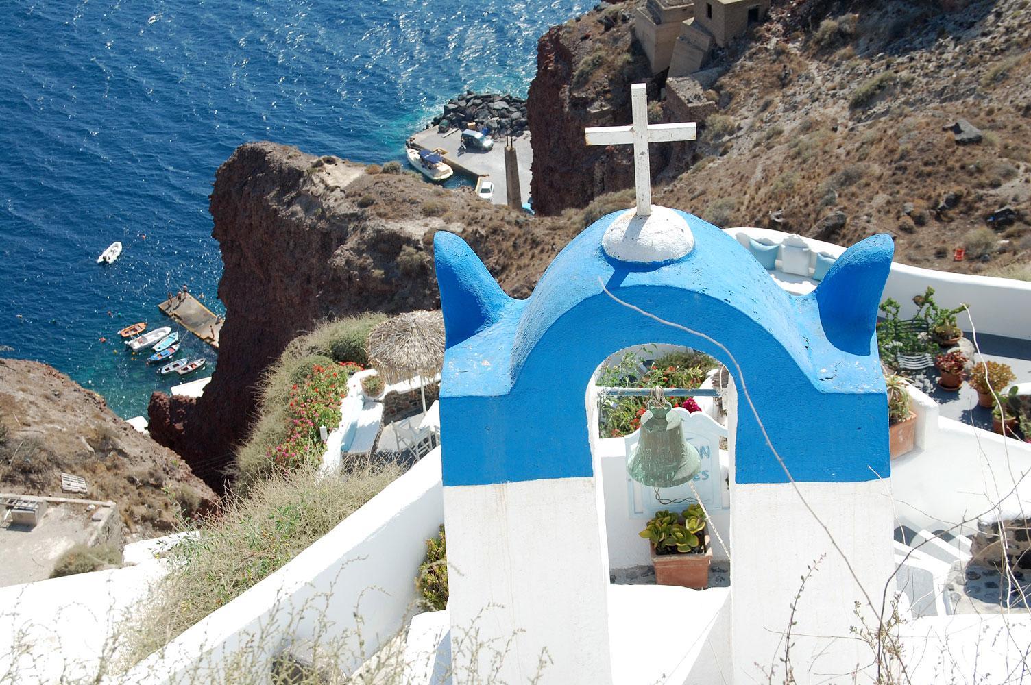 Eindrücke von Santorini.... 29