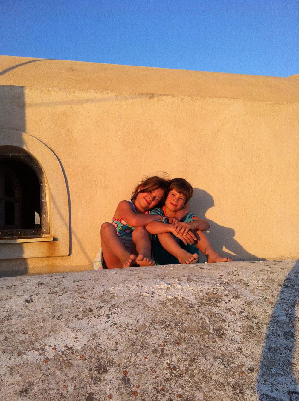 Eindrücke von Santorini.... 3