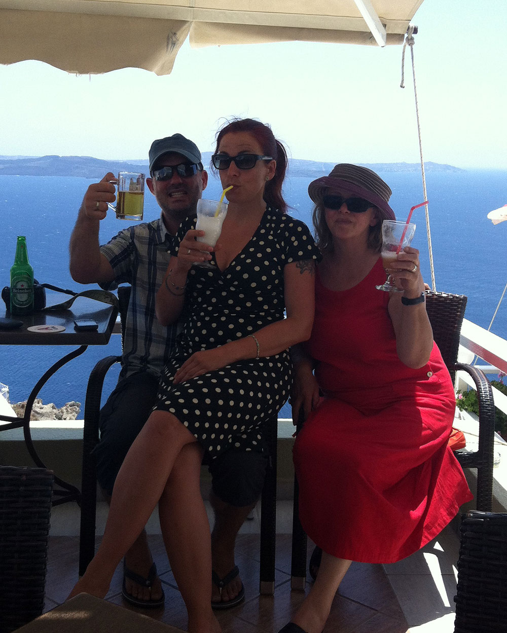 Eindrücke von Santorini.... 32