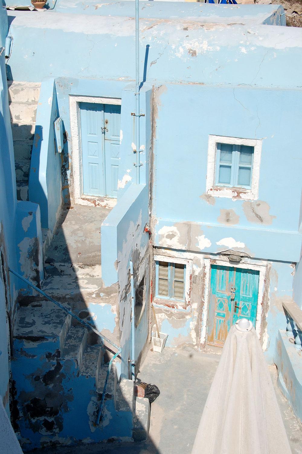 Eindrücke von Santorini.... 36