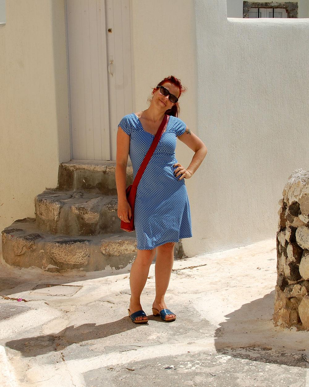 Eindrücke von Santorini.... 5