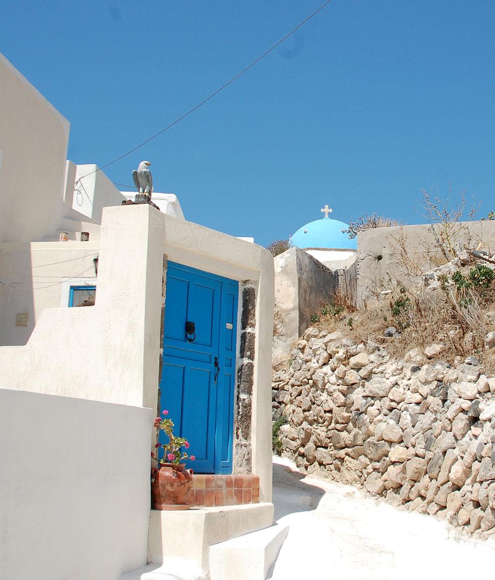 Eindrücke von Santorini.... 6