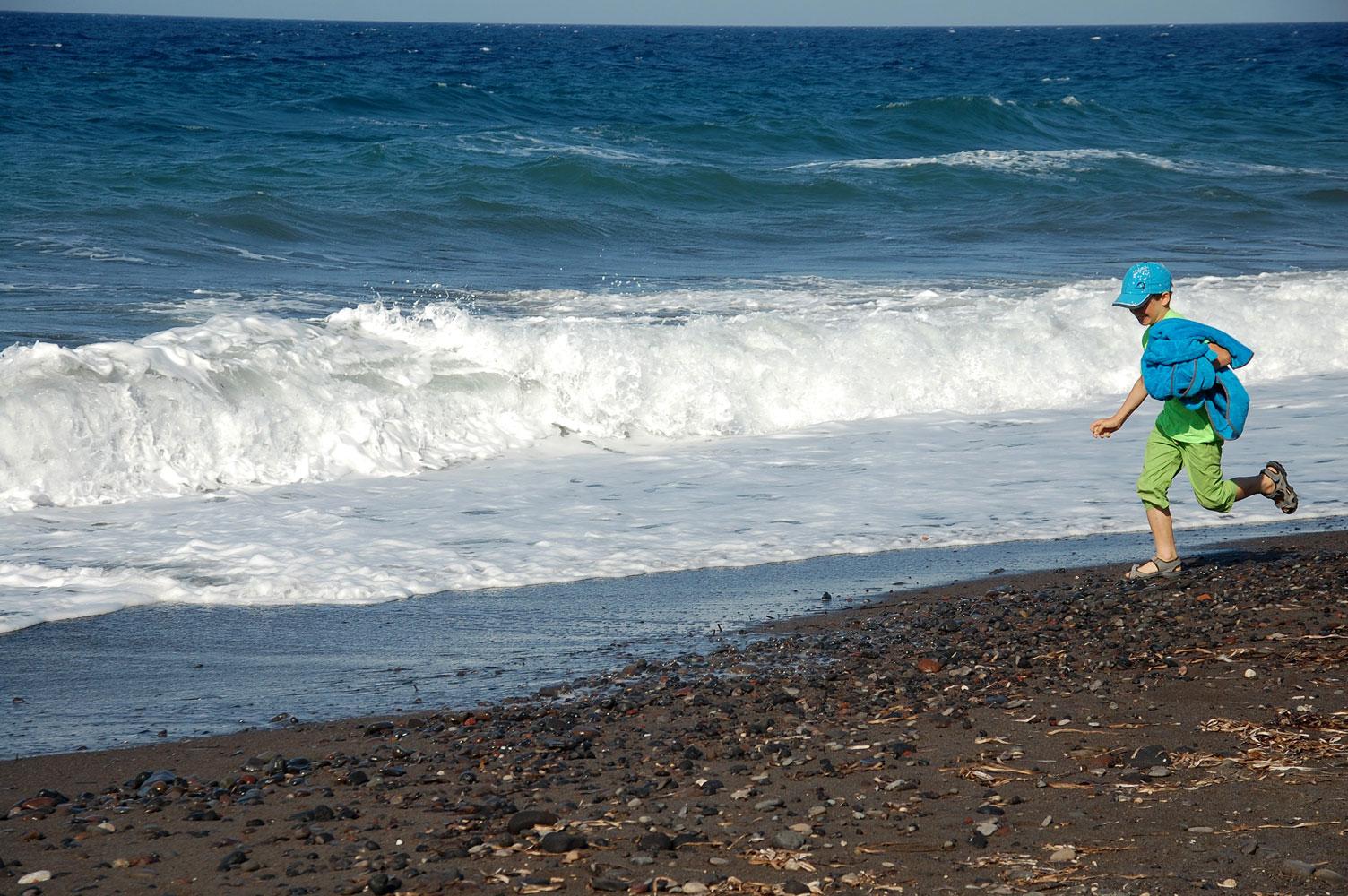 Eindrücke von Santorini.... 8