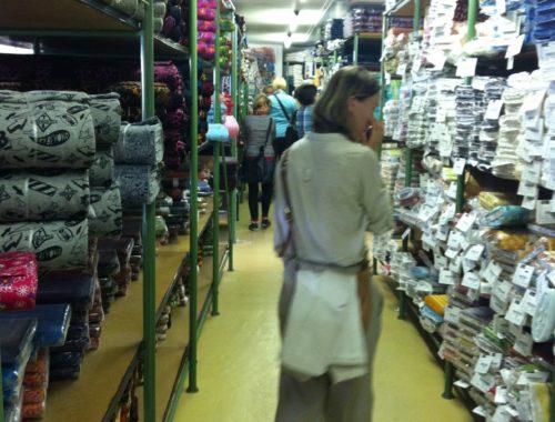 Swafing Hausmesse oder Mira's Wandertag ;-)