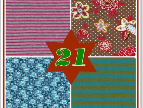 Türchen N° 21 im Adventsmirakel