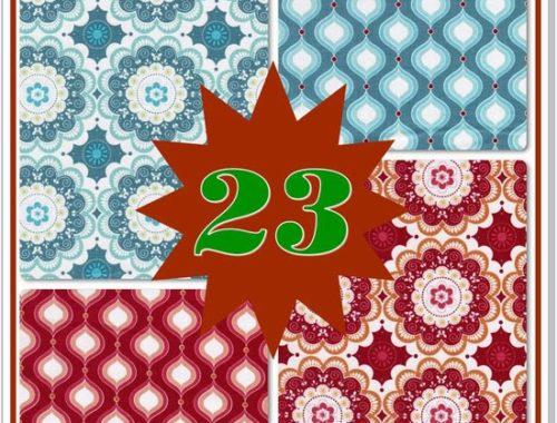 Türchen N° 23 im Adventsmirakel