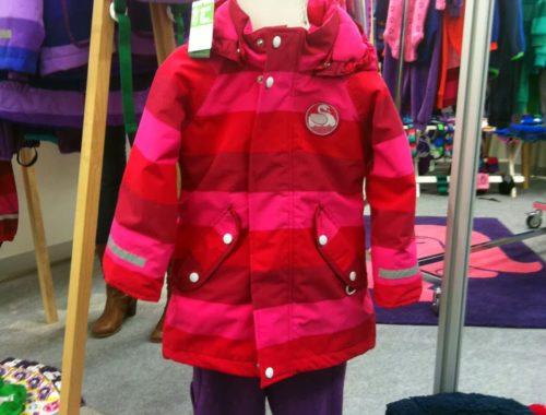 Swafing und Kindermesse - Mira und Nika im Kaufrausch ;-)
