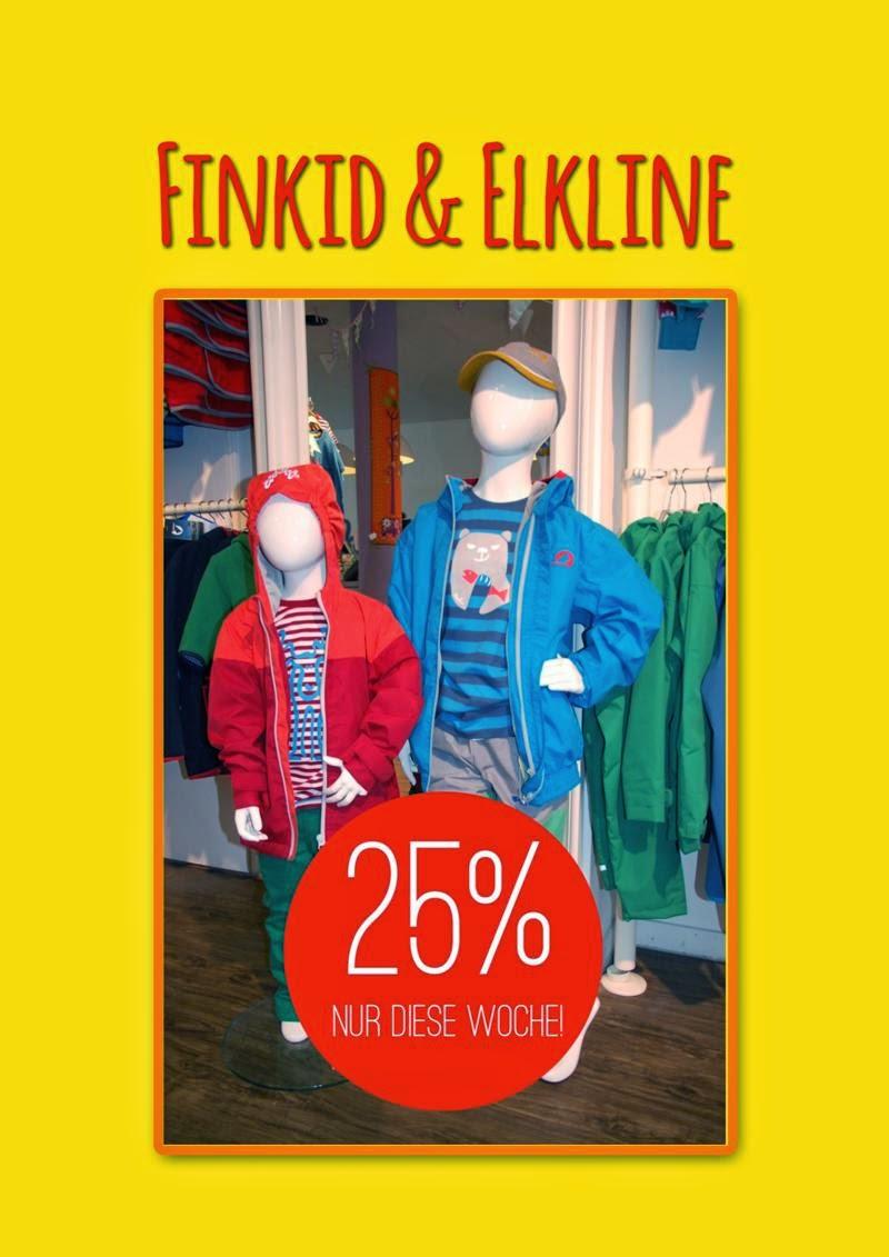 Elkline & Finkid-Woche bei mira!
