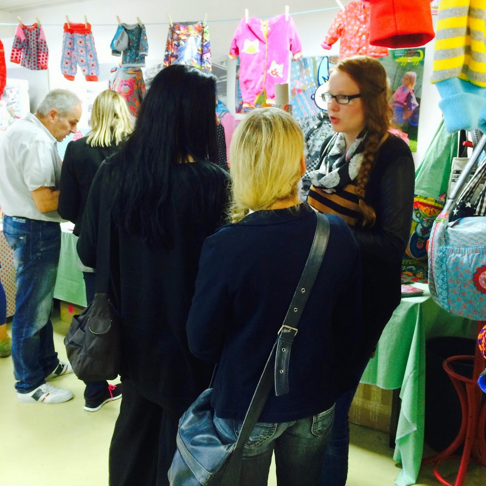 Miras 'Betriebsausflug' zur Swafing Hausmesse! 13