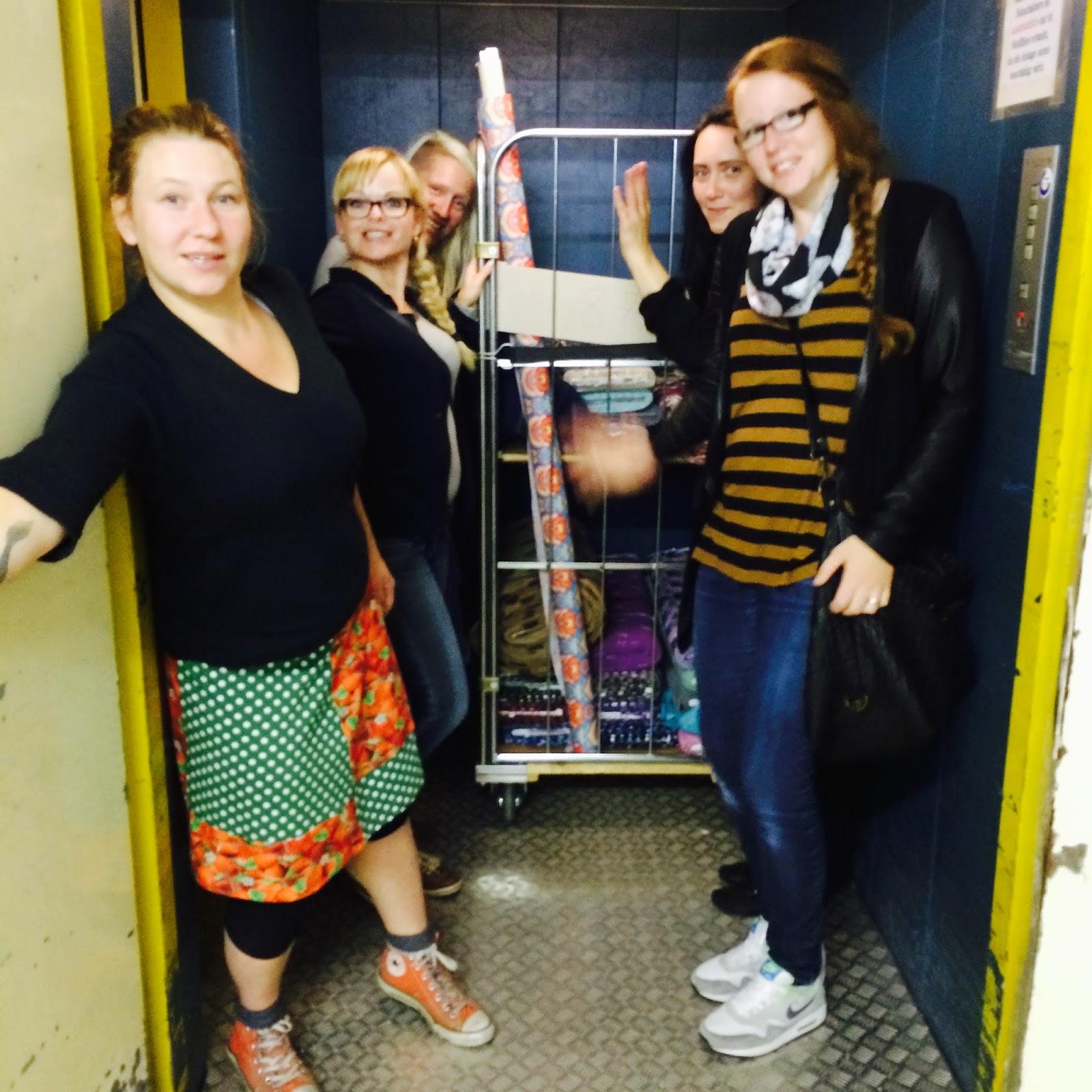 Miras 'Betriebsausflug' zur Swafing Hausmesse! 15