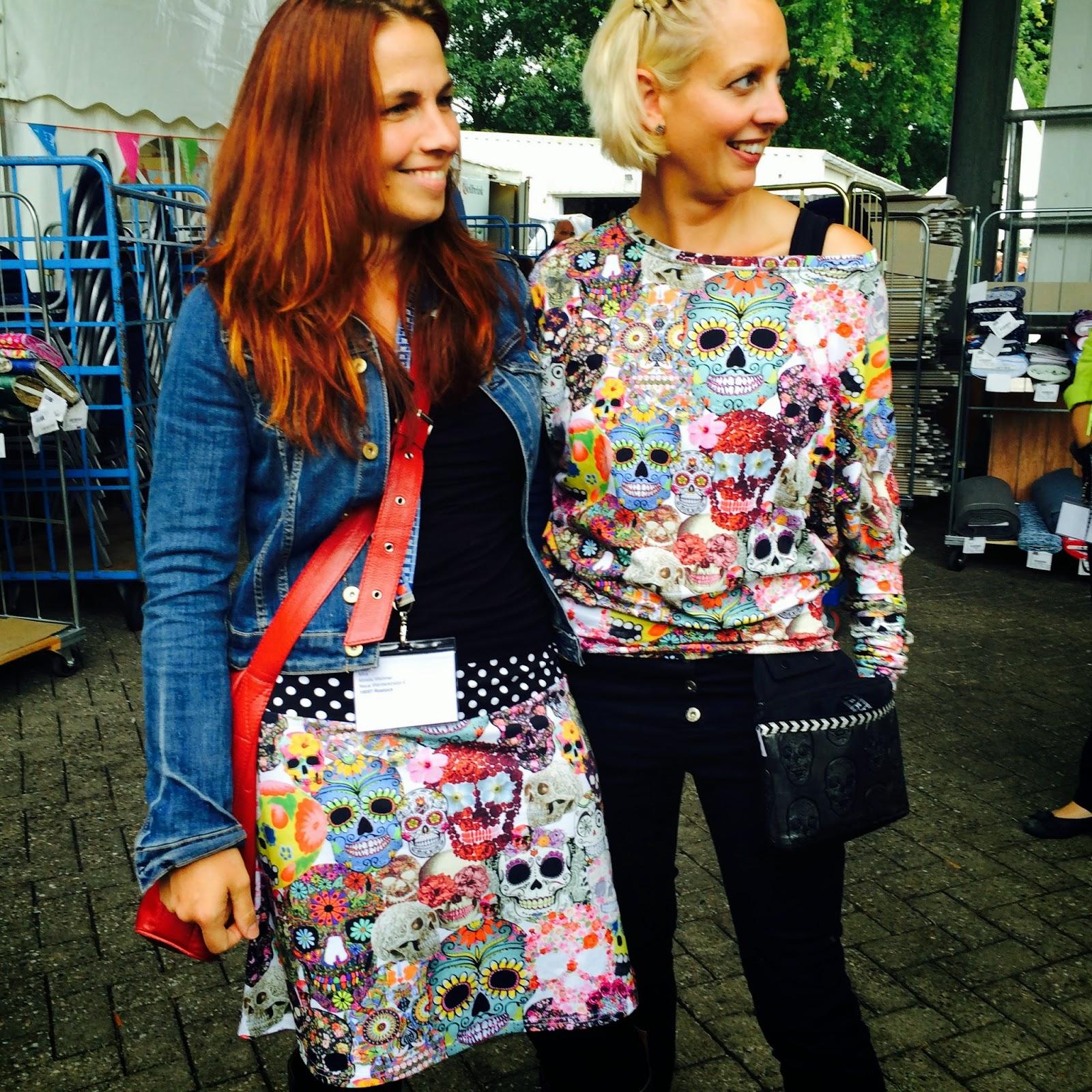 Miras 'Betriebsausflug' zur Swafing Hausmesse! 4