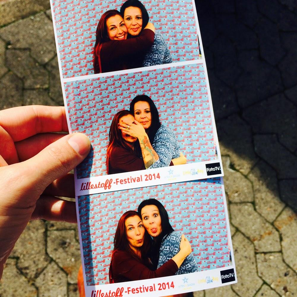 Mira und Trixi auf Reisen.....zum Lillestoff-Festival! 3