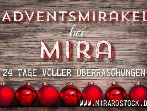 Unser mira - Adventsmirakel startet wieder!