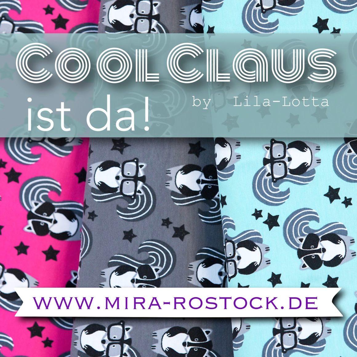 Cool Claus ist da! :-)
