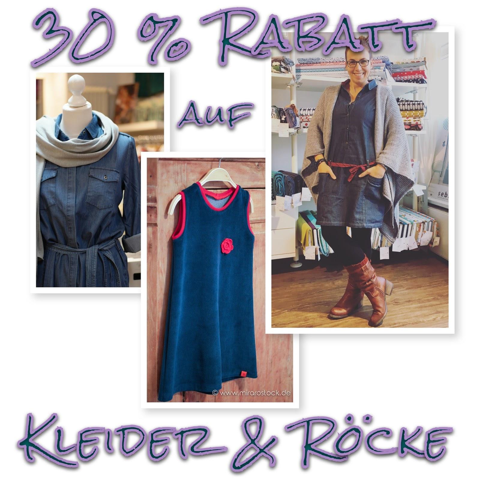 miras Advents-Countdown - 30% auf Kleider & Röcke 1