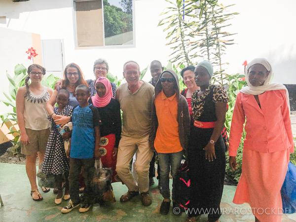 Tansania - Teil 1: Entwicklungshilfe