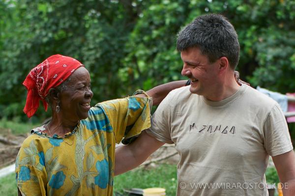 Tansania - Teil 1: Entwicklungshilfe 55