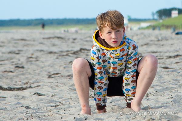 Lila-Lotta, Swafing und ein Mira - Nachmittag am Strand! * Teil 1 * 13