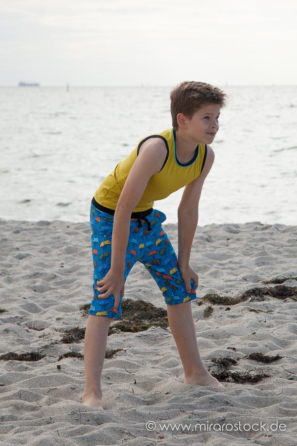 Lila-Lotta, Swafing und ein Mira - Nachmittag am Strand! * Teil 1 * 3