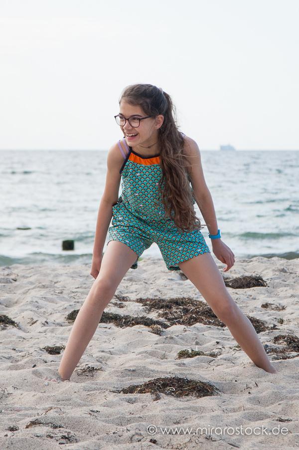 Lila-Lotta, Swafing und ein Mira - Nachmittag am Strand! * Teil 1 * 4