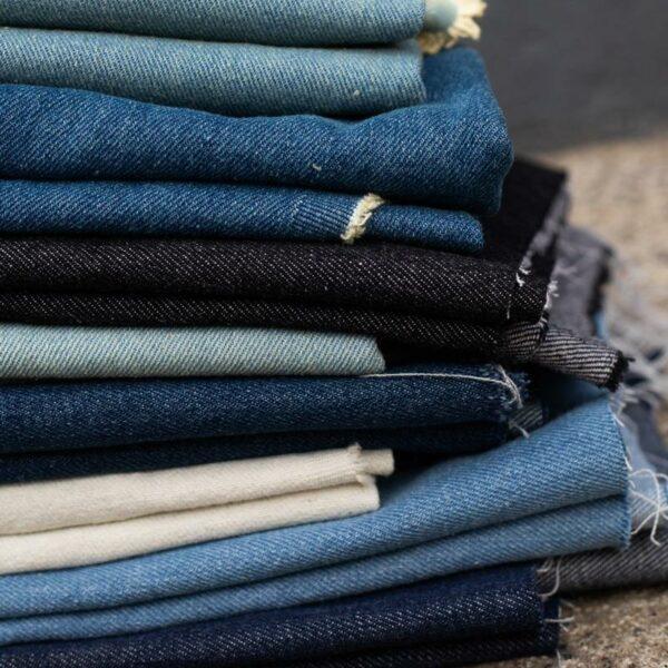 WASHED DENIM Jeans deep drk indigo 10 oz all
