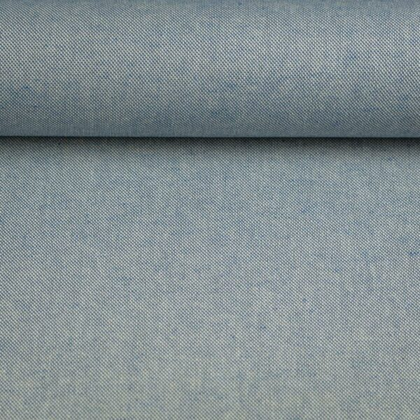 CANDIS Canvas Überbreite blau beige 2