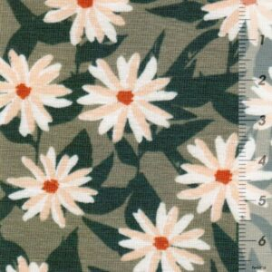 MILDRED'S PRESSED FLOWERS Baumwolljersey zoom