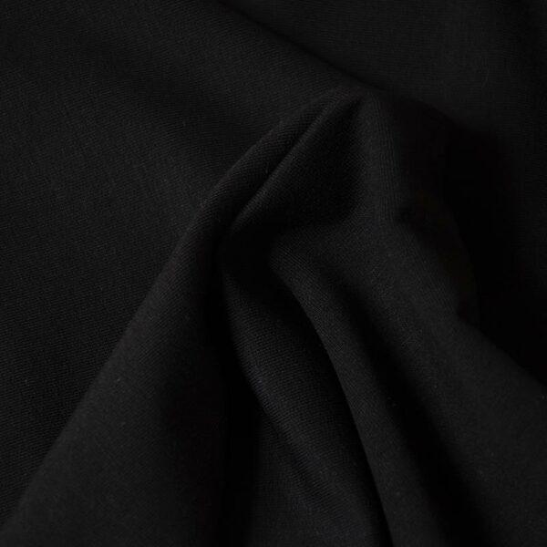 MODAL-JERSEY schwarz