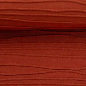 PERU Strukturjersey Biesen rostrot 2