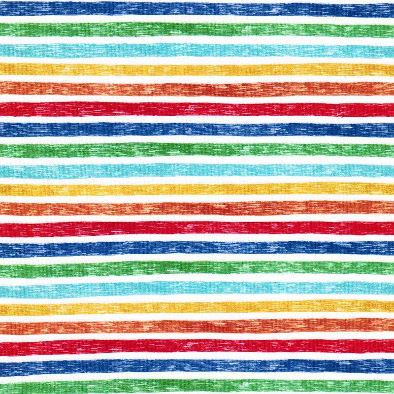 TRAFIC LINE Baumwoll-Jersey Streifen bunt