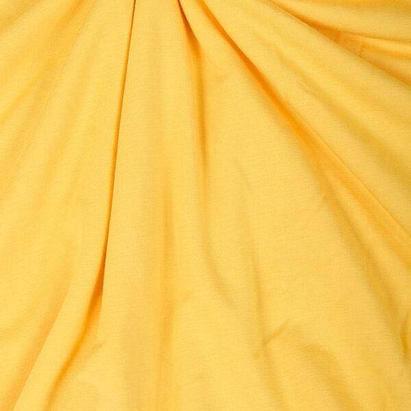 VI-EL-JERSEY Viskose-Jersey gelb